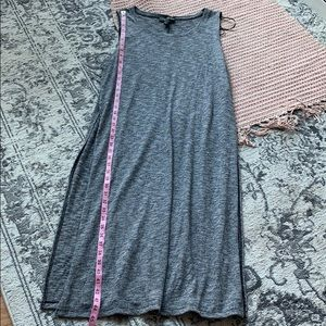 Forever 21 Tops - Forever 21 - Black and Gray Oversized knit tunic